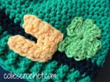 Leprechaun Lad/Lass Beanie-coliescrochet.com