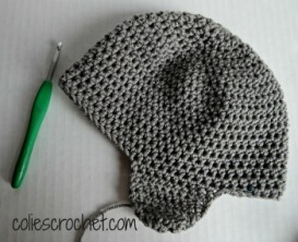 Favorite Team Football Helmet Pattern | Colie's Crochet